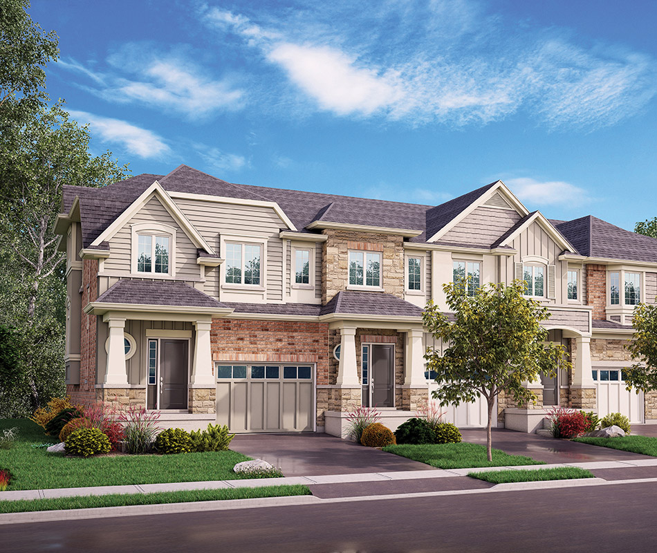 MARZ HOMES – 2-STOREY TOWNS